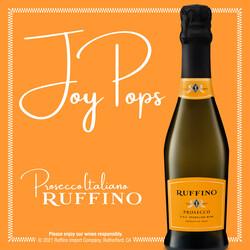 Ruffino Prosecco 375ml Bottle EdPi Image - Brand