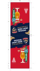 Funky Buddha - Panthers - HG Draft - Menu Acrylic