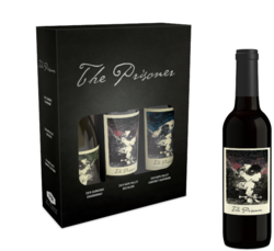 The Prisoner FY22 Gift Set Red & White Wine 375ml Bottles 3 pk COPHI - No Text