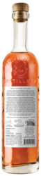 High West Campfire Limited Supply Whiskey 750ml Back Bottle Shot