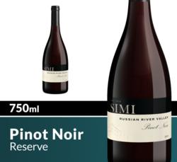 SIMI 2019 Pinot Noir Reserve Russian River Valley 750ml Bottle COPHI