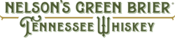 Nelson's Green Brier Tennessee Whiskey Logo - Horizontal, 3 Color, Limited Distribution – Please confirm availability