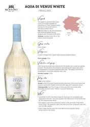 2020 Ruffino Aqua di Venus Pinot Grigio Tasting Note