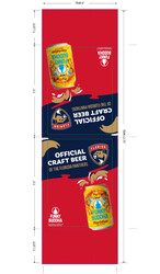 Funky Buddha - Florida Panthers - GT - Table Tent
