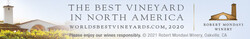 Robert Mondavi Winery Summer and Holiday FY22 Digital Banner - No CTA - 320x50 - For Online Use Only - Not for print or paid media