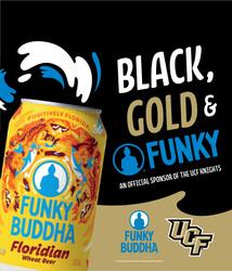 Funky Buddha - UCF - Tuck Card