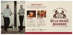 Belle Meade Bourbon Holiday FY21 Brochure