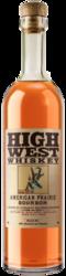 High West American Prairie Bourbon 1.75L Front Bottle Shot