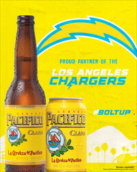 2021 Pacifico LA Chargers- Vertical Post - Social Asset - Online use only – not for print