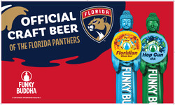 Funky Buddha - Panthers - HG FL Draft - Banner Stand