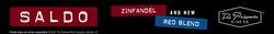 Saldo Zinfandel, Red Blend Holiday FY22 Leaderboard Digital Banner - No CTA - 728x90 - For Online Use Only, Not for print or paid media