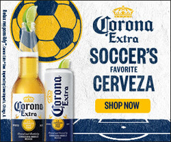 2021 Corona Extra Soccer Flow eComm - Rectangle - Shop Now CTA - 320 x 250 - Online use only – not for print