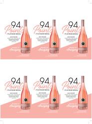Kim Crawford 2019 Rose Holiday FY22 2020 Critics Challenge International Wine & Spirits Competition 94 Points 6 Up Shelf Talker