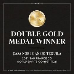 Casa Noble Anejo PDP Image - Award