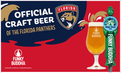 Funky Buddha - Panthers - HG Draft - Banner Stand