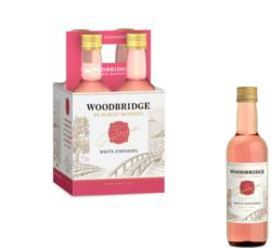 Woodbridge White Zinfandel FY22 187ml Plastic Bottle 4 pk COPHI - No Text