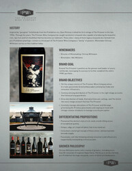TPWC Brand Info Sheet