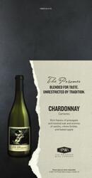The Prisoner Summer FY22 Chardonnay Shelf Talker