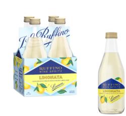 Ruffino Lemon Wine Spritz FY22 12oz Bottle 4pk COPHI - No Text
