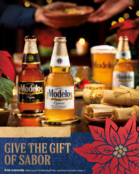 2021 Modelo Holiday - Vertical Story Version 1 - Social Asset - Online use only – not for print