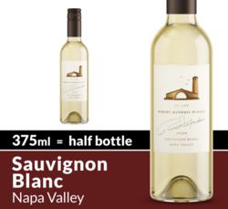 Robert Mondavi Winery 2020 Sauvignon Blanc 375ml Bottle