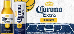 2021 Corona Basketball Flow eComm - Large Banner - Shop Now CTA - 320 x 150 - Online use only