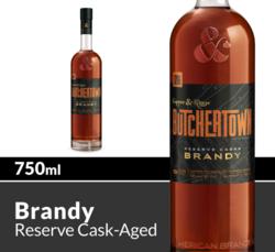 Copper & Kings Butchertown Reserve Cask Aged Brandy 750 mL Bottle COPHI