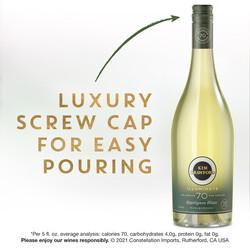 Kim Crawford Illuminate Sauvignon Blanc PDP Image - Packaging Feature