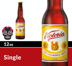 Victoria 12oz Bottle Halloween Icon COPHI - Temporary Image