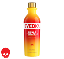 SVEDKA Mango Pineapple 375ml Bottle Halloween No Text Icon COPHI - Temporary Image