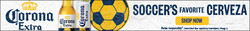 2021 Corona Extra Soccer Flow eComm - Leaderboard - Shop Now CTA - 728 x 90 - Online use only – not for print