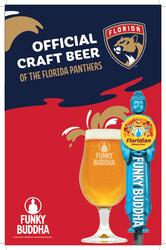 Funky Buddha - Panthers - FL Draft - 11x17