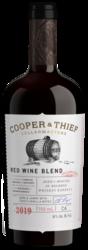 2019 Cooper & Thief Red Blend Front Bottle Shot