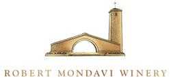 Robert Mondavi Winery Logo -  Primary Gold