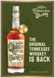 Nelson's Green Brier Tennessee Whiskey Window Cling