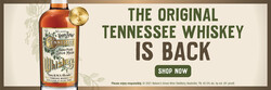 Nelson's Green Brier Tennessee Whiskey 750ml Bottle FY22 Digital Banner - Shop Now CTA - 1600x530 - For Online Use Only - Not For Print Or Paid Media