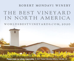 Robert Mondavi Winery Summer and Holiday FY22 Rectangle Digital Banner - No CTA - 300x250 - For Online Use Only - Not for print or paid media