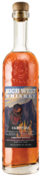 High West Campfire Limited Supply Whiskey 750ml Front Bottle Shot