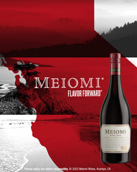 Meiomi Pinot Noir Flow FY23 Instagram Post Digital Banner - No CTA - 1080x1350 - For Online Use Only, Not for print or paid media
