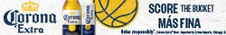 2021 Corona Basketball Flow eComm - Banner - No CTA - 320 x 50 - Online use only