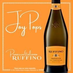 Ruffino Prosecco 750ml Bottle EdPi Image - Brand