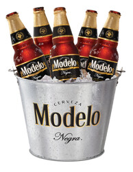 Modelo Negra Bottles Bucket