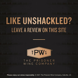 Unshackled Red Blend EdPi Image - Review Request