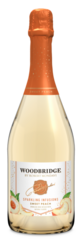 Woodbridge Sparkling Infusions Sweet Peach 750ml Front Bottle Shot