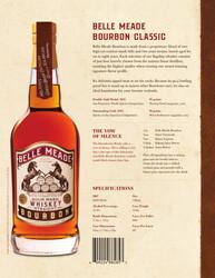 Belle Meade Bourbon Classic Sell Sheet