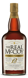 The Real McCoy Prohibition Tradition Limited Edition Aged 12 Years Rum 750ml Bottle Shot