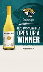 Woodbridge x Jaguars Case Card