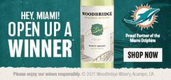 Woodbridge x Dolphins Shop Now DAK - 320x150