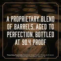 Belle Meade Bourbon Classic 750ml EdPi - Process