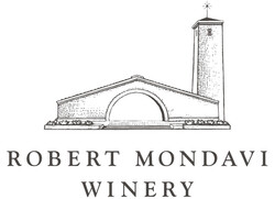 Robert Mondavi Winery Logo - Stacked BW